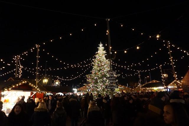 kokemuksia joulumarkkinoilta jouluvalot