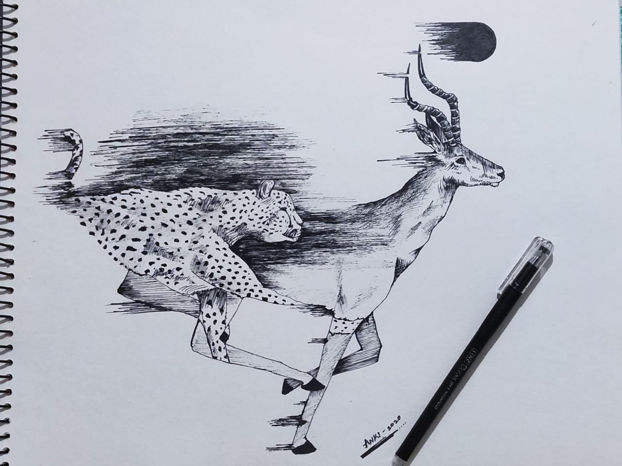 Drawing & painting From Tulika -তুলিকা Part -04