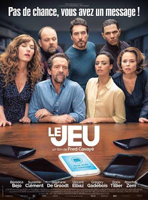 El juego Poster Francia