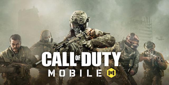 لعبة Call of Duty للايفون رابط مباشر