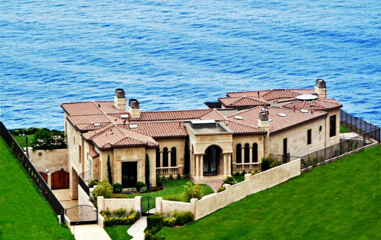 Rancho Palos Verdes Mansion, Los Angeles