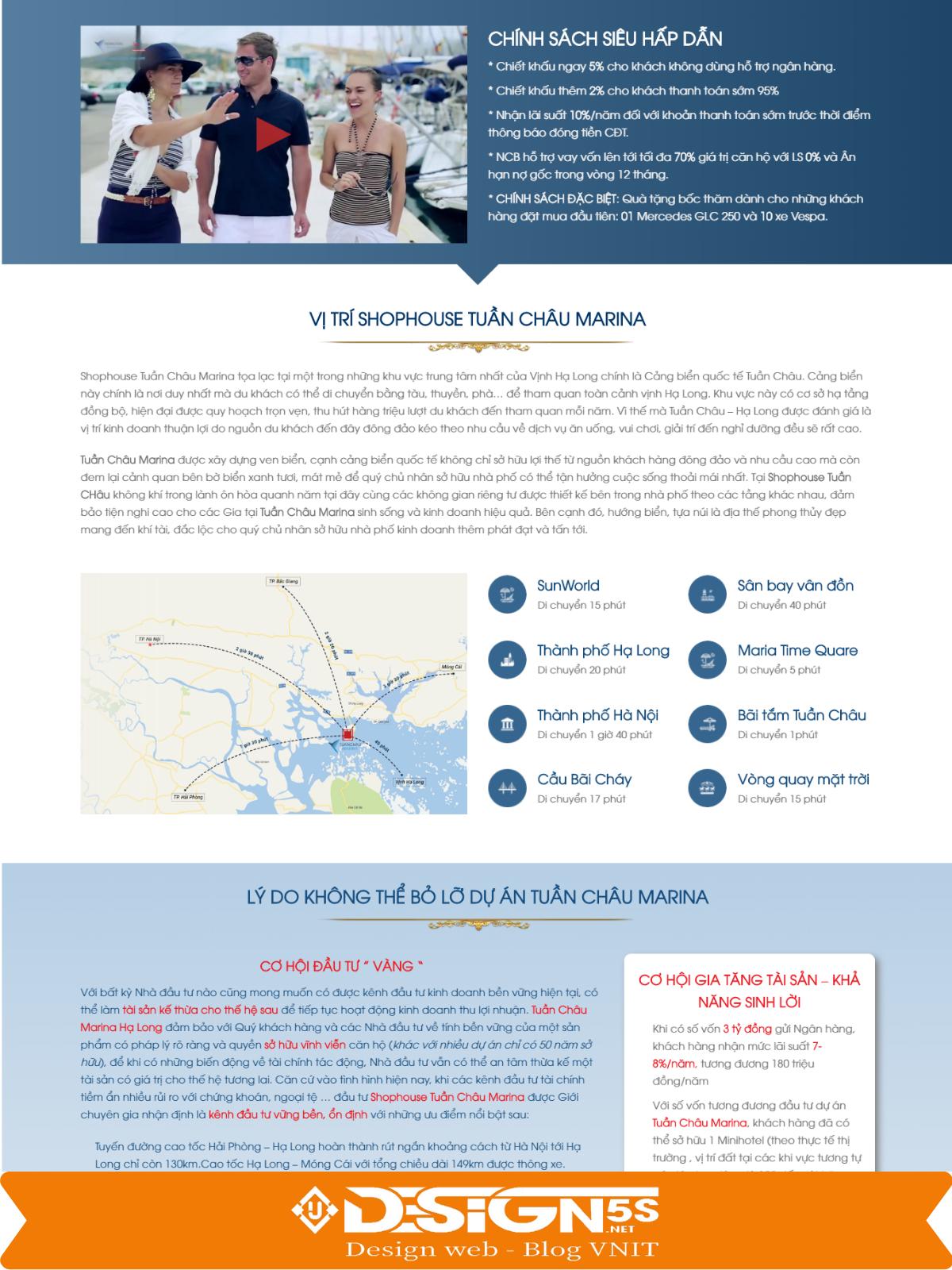 Theme blogspot bất động sản dự án Căn hộ VSM51 - Ảnh 2