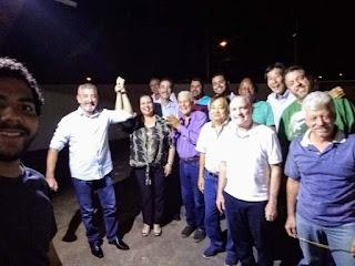 PSDB e seus filiados em Pereira Barreto