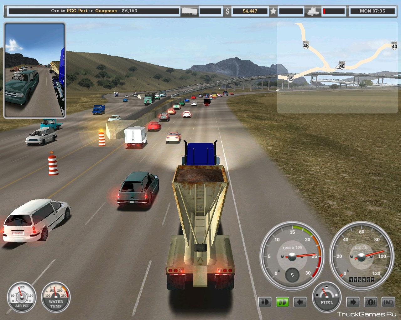 FREE DOWNLOAD GAME Hard Truck: 18 Wheels of Steel FULL