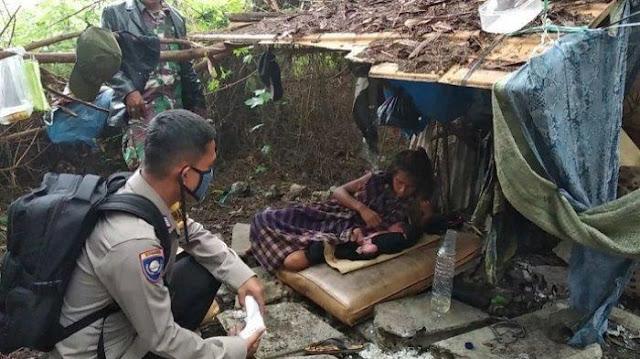 Wahati Melahirkan Sendiri di Semak-semak saat Hujan Deras, Begini Kondisi Bayi saat Ditemukan