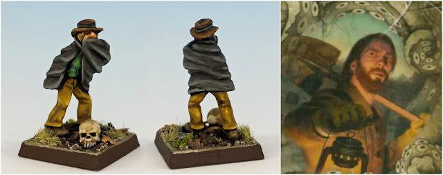 William Yorick, the gravedigger