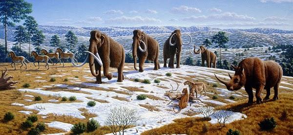 ¿Un asteroide provocó la extinción de animales en la edad de hielo?