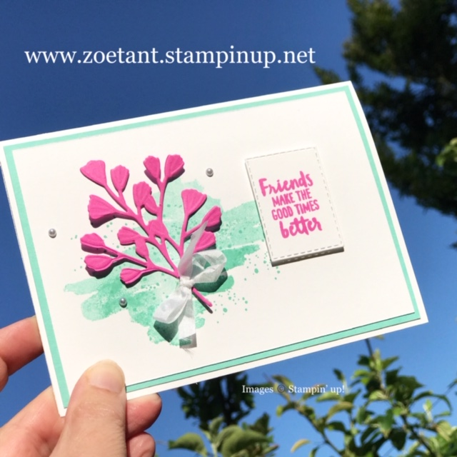 Forever Fern Stampin Up