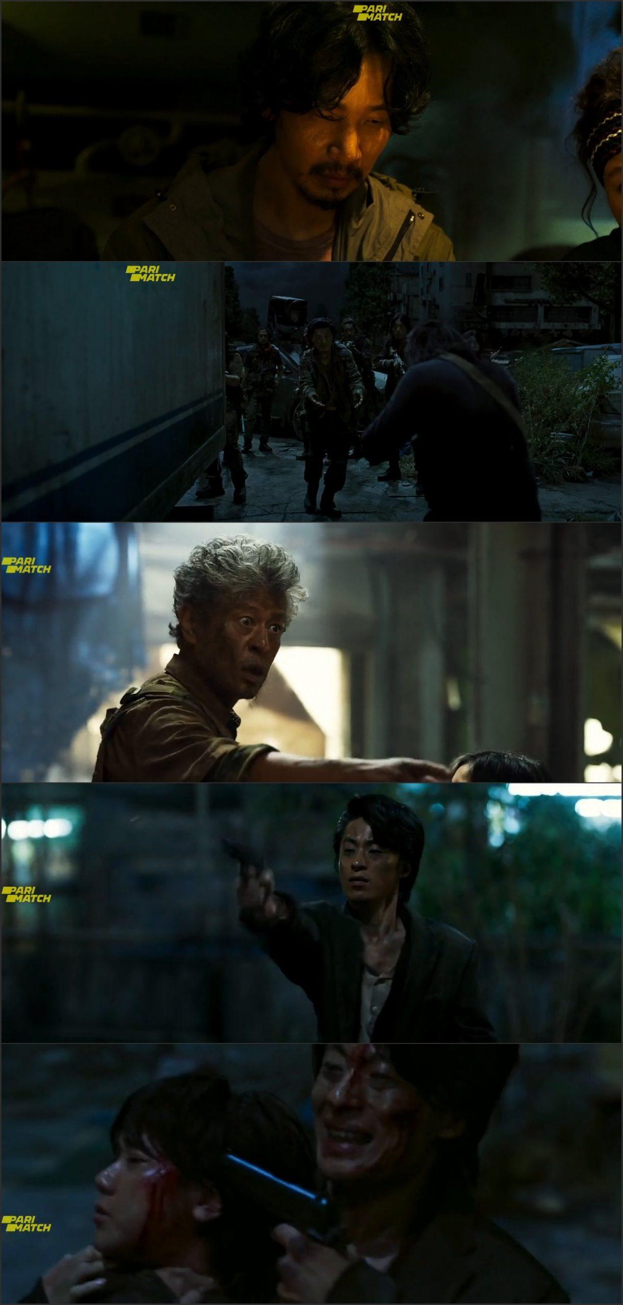 Train to Busan :Peninsula (2020) Movie Hindi Dubbed Download