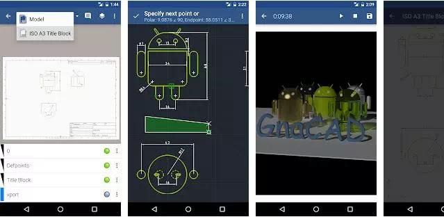 Aplikasi CAD Gratis Terbaik Untuk Android-3