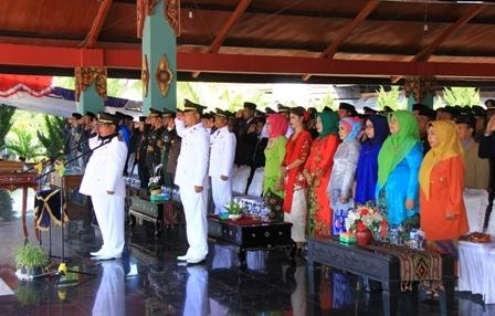Gara-gara Jokowi, Puncak HUT Loteng Bakal Digeser