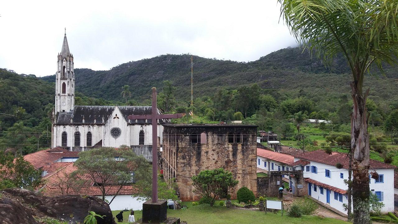 Santuário do Caraça - Bate Volta a partir de Belo Horizonte