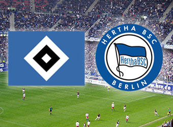 Hamburger SV vs Hertha Berlin Full Match And Highlights