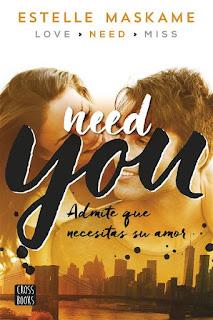 Need you    Love you #1   Estelle Maskame