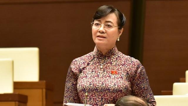 Sau khi nghỉ hưu, bà Nguyễn Thị Quyết Tâm chuẩn bị sang Mỹ định cư?