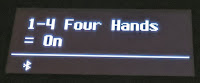 ES520 4-hand play mode