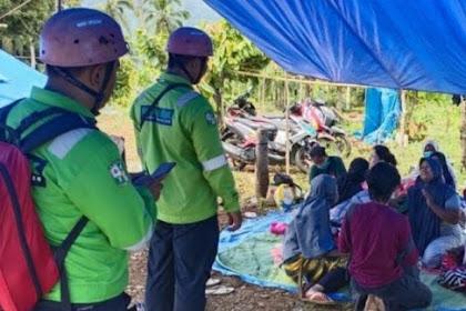 Tim Kemanusiaan Bonek Disaster Berangkat ke Mamuju-Majene