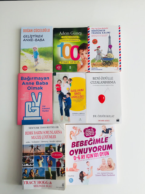 bebek bakımı kitapları