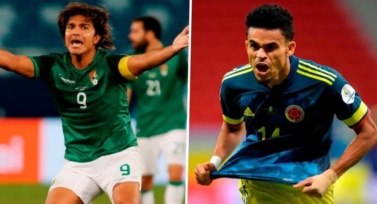Bolivia y Colombia empataron en el clasificatorio al Mundial 2022
