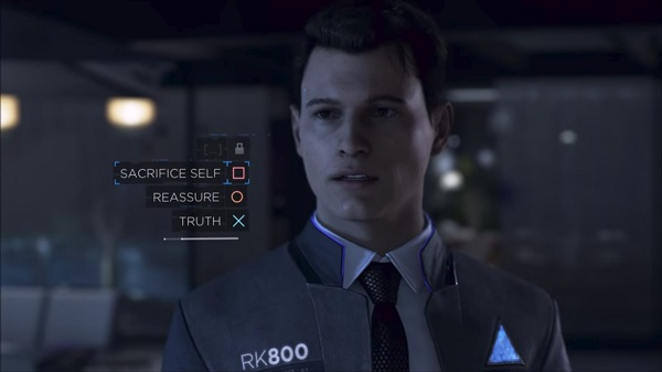 Dialogue Choices have big consequences in modern games