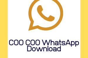 CooCoo WhatsApp v1.7.0 APK Dual Mod Download [2020]