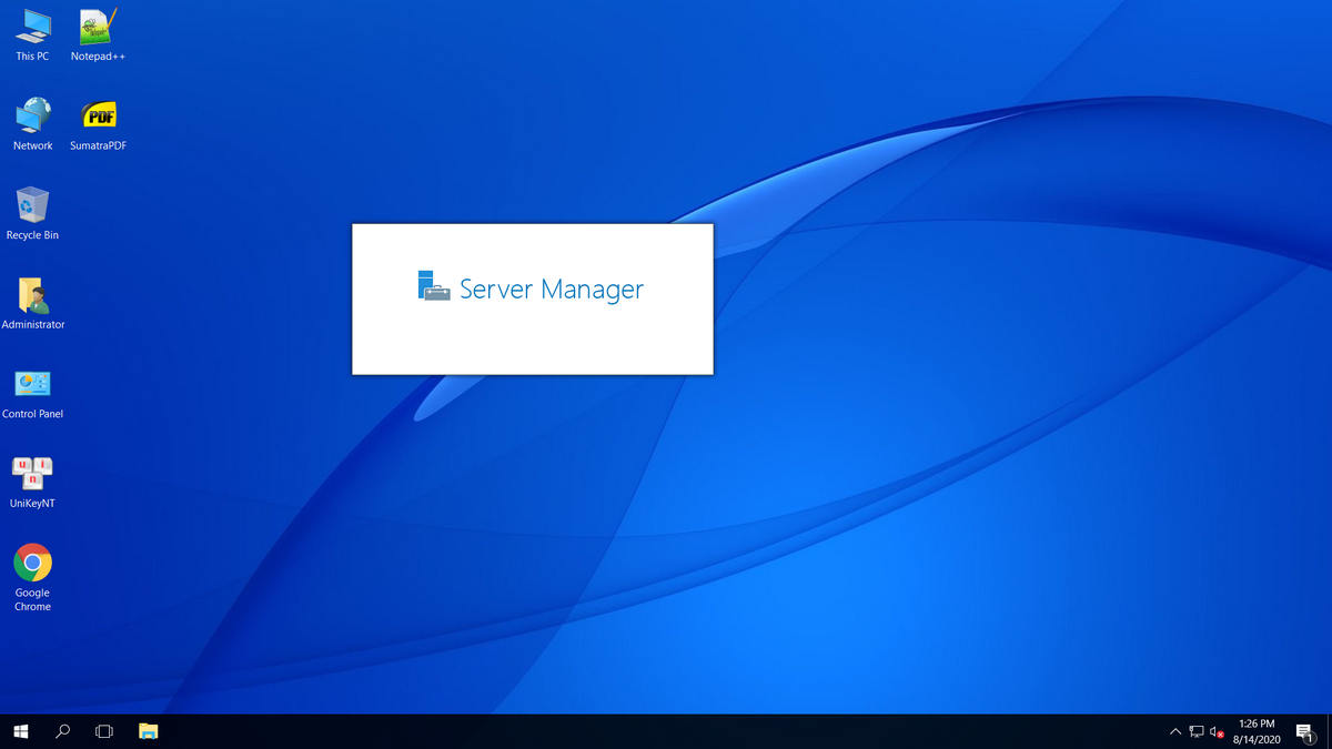 Tải Ghost Windows Server 2016 Standard 64 Bit mới nhất .
