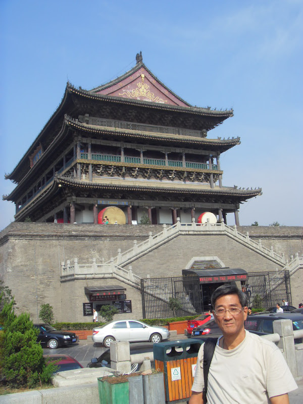 K M Cheng-Travel Journal: Xian, Shaanxi China (2012)