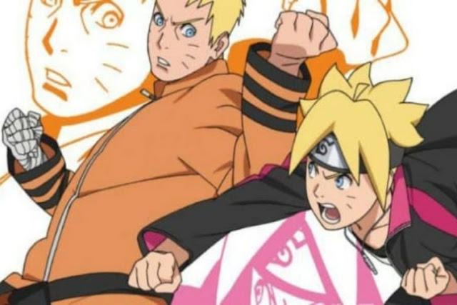 Manga Boruto Terbaru Ungkap Kembalinya Sasuke ke Desa Konoha