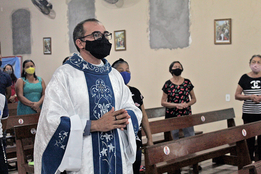 padre marcio souza ijmp