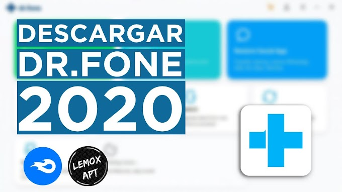 ✅ | DESCARGAR DR.FONE - 10.7 - 2020 - ULTIMA VERSION - ACTIVADO - EN ESPAÑOL