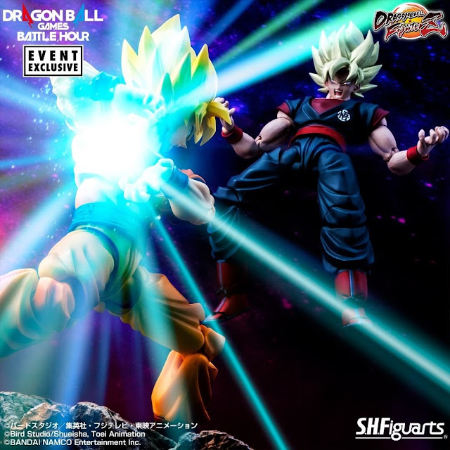 S.H.Figuarts Super Saiyan Goku Clone - DRAGON BALL Games Battle Hour Exclusive Edition -