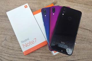Redmi Note 7 and Redmi Note 7