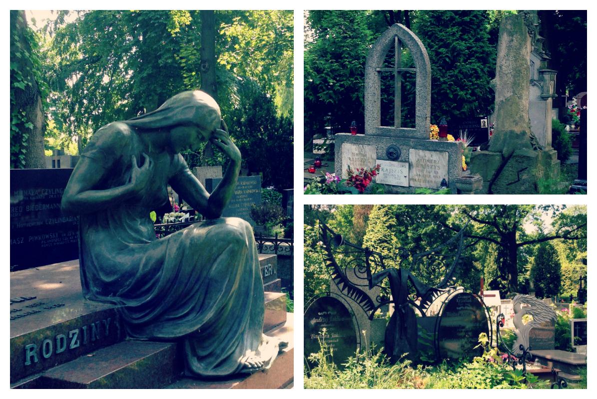 łódzkie cmentarze