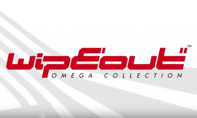 الإعلان عن موعد إصدار تجميعة WipEout Omega Collection على جهاز PS4