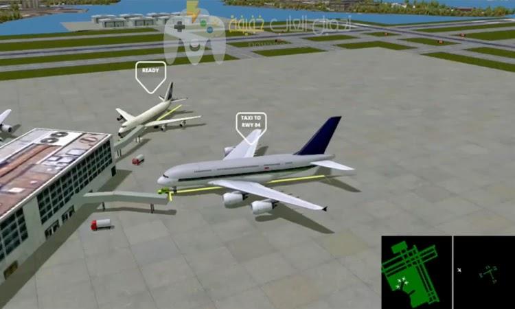 تحميل لعبة محاكاة قيادة الطائرات Airport Madness 3D للكمبيوتر