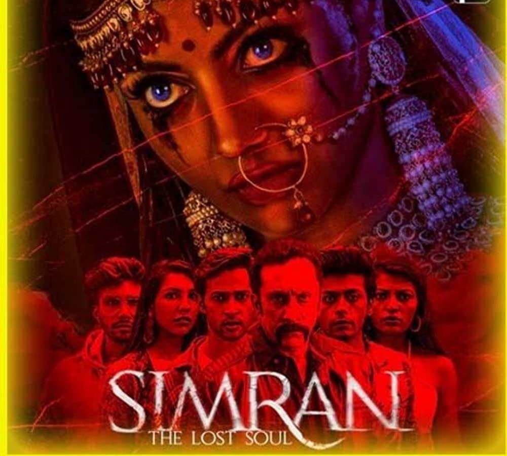 Simran the Lost Soul Movie Poster