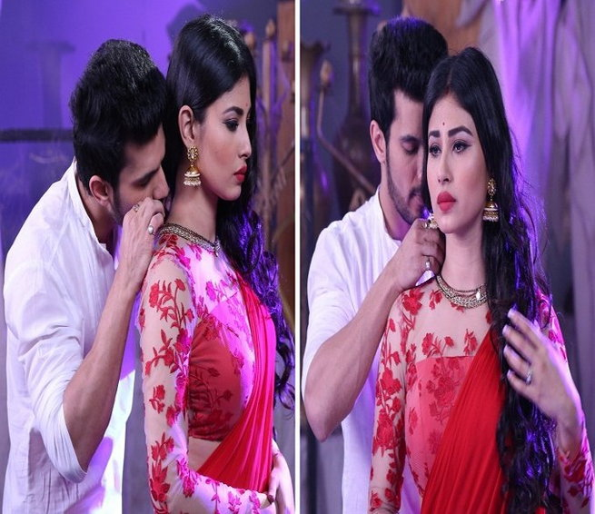 ritik and shivanya to consummate their marriage in naagin   tellywood forum