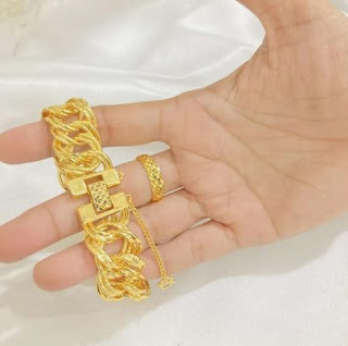 Mengapa Perhiasan Emas 24 Karat Tidak Disarankan? Cek Jawabannya di Sini!