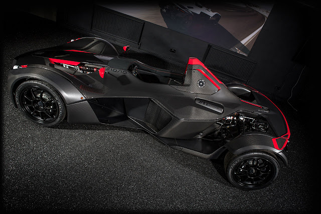 Another world first from BAC with Graphene-Bodied Mono