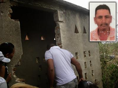 Em Icó-CE: Homem é encontrado morto dentro de casa de bomba