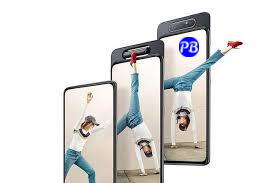 Samsung Galaxy A80 - Price in India, Review and Specifications