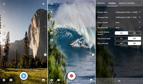 Self Camera HD (with Filters) Pro v4.2.21 Mod - Phần mềm chụp ảnh cho điện thoại
