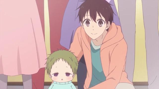 Gakuen Babysitters – Episódio 12