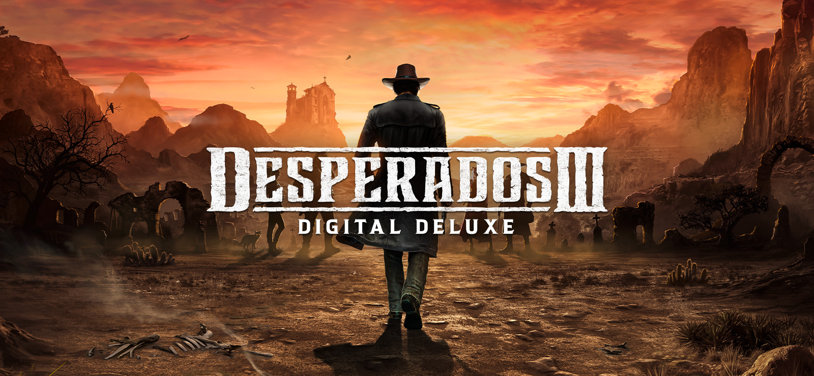 Desperados III Digital Deluxe Edition-GOG