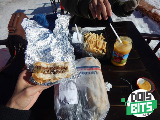 Quanto custa viajar para a Argentina? Alimentação