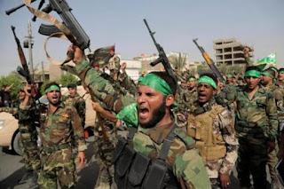 18.000 Milisi Syiah Bertempur untuk Bashar Assad