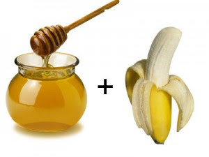 Cara memutihkan kulit dengan Pisang Dan Madu