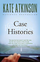 Case Histories by Kate Atkinson - book cover