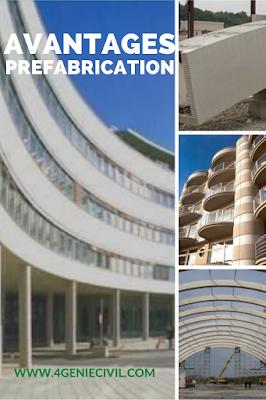 Avantage du béton préfabriqué en pdf