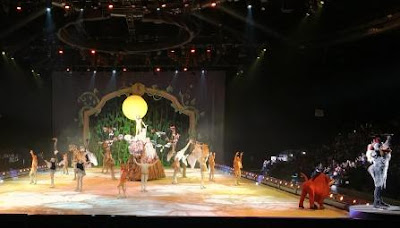 Still not sure what special family activity to do this holiday? Go see The Wonderful World of Disney on Ice!